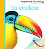 La couleur (French Edition) (2070616398) by Pierre-Marie Valat