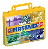 Total Resources International 71-Piece Marine First Aid Kit in Yellow Plastic Case