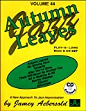 echange, troc  - AEBERSOLD 44 CD AUTUMN LEAVES STANDARDS