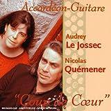 echange, troc Nicolas Quémener & Audrey Le Jossec - Coup de Coeur / Nicolas Quémener & Audrey Le Jossec RSCD 267