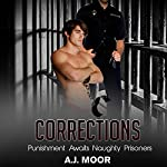 Corrections: Punishment Awaits Naughty Prisoners | A. J. Moor