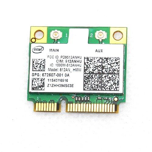 Intel 5100 Half Size Wireless Mini Pcie Card 2.4 Ghz & 5Ghz 802.11A/G/N For Ibm