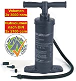 Pompe à air manuelle