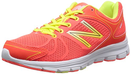 [ニューバランス] new balance NB W690 B NB W690 B OY3 (ORANGE/YELLOW/25.5)