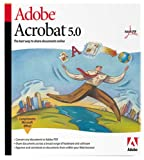 Adobe Acrobat 5.0 Upgrade OSX Mac