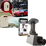 Driveway Patrol & Rotating Imitation Security System