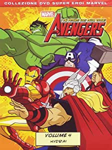 The Avengers - I più potenti eroi della terra! - Hydra!Volume04 [IT Import]