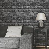 Fine Decor 31284 Rustic Brick by Fine Decor