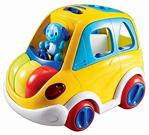 Vtech Sort 'n Go Car