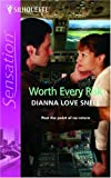 img - for Worth Every Risk (Silhouette Intimate Moments) book / textbook / text book