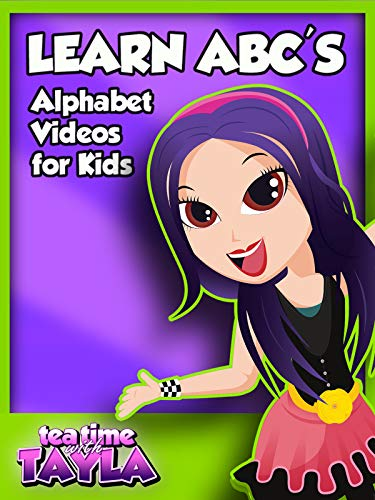 Tea Time with Tayla: Learn ABC's, Alphabet Videos for Kids