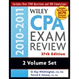 Wiley CPA Examination Review, Set (Wiley CPA Examination Review: Outlines & Study Guides / Problems & Solutions (2v.)) (Volumes 1 and 2) ~ Patrick R. Delaney
