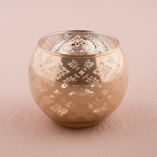 Glass-Globe-Holder-with-Reflective-Lace-Pattern-Large-Silver