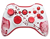"""Bloody Hands"" Xbox 360 Rapid Fire Modded Controller 35 Mode for COD Ghosts Black Ops 2 Cod Mw3"