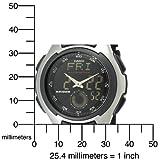 Casio Men's AQ160W-1BV Ana-Digi Electro-Luminescent Sport Watch