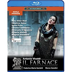 Il Farnace [Blu-ray]