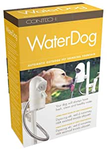 Contech 300000408 WaterDog Automatic Outdoor Pet Drinking Fountain (Discontinued by Manufacturer)