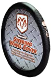 51JDGVAW3XL. SL160  Dodge Diamond Plate Grip Style Steering Wheel Cover