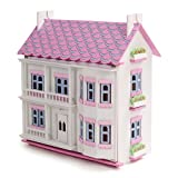 Casas de mu ecas y casitas de madera for Casa moderna kidkraft