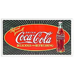 Yours Dec Metal Tin Sign Tin Signs Drink Coca Cola Tin Sign 1131