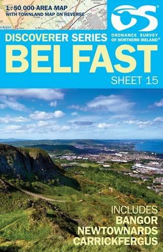 Belfast (Irish Discoverer Series)