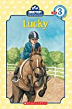 img - for Lucky (Turtleback School & Library Binding Edition) (Scholastic Reader Breyer Stablemates - Level 3 (Pb)) book / textbook / text book