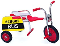 SilverRider School Bus (Silver) (See Description)