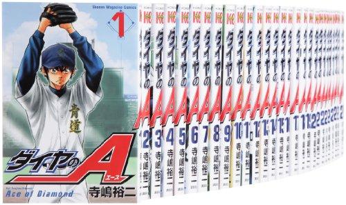 ダイヤのA コミック 1-36巻セット (週刊少年マガジンKC)