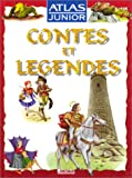 echange, troc  - Atlas junior : contes et legendes