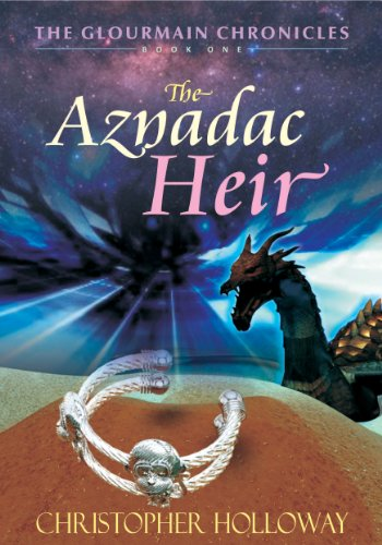 <strong>KND Freebies: <em>THE AZNADAC HEIR (GLOURMAIN CHRONICLES)</em> is featured in today's Free Kindle Nation Shorts excerpt</strong>