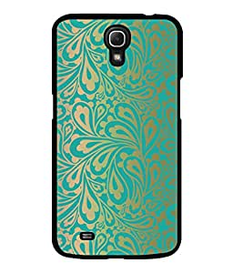 printtech Pattern Floral Back Case Cover for Samsung Galaxy Mega 6.3 i9200::Samsung Galaxy Mega 6.3 i91200