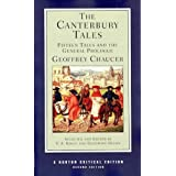 The Canterbury Tales: Fifteen Tales and the General Prologue (Norton Critical Editions) ~ Geoffrey Chaucer