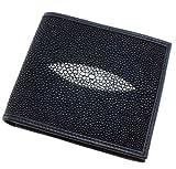 [RODANIA] ロダニア スティングレイ 高級エイ革 短財布