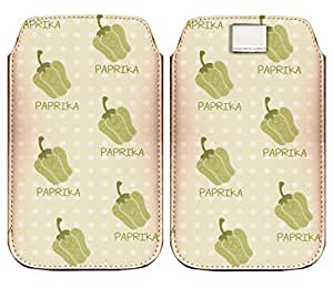 Wow Premium Design Pu Leather Pull Tab Protective Pouch For Motorola Moto G(3rd Gen)