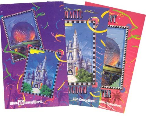 Walt Disney Attractions Presents: A Day at the Magic Kingdom/ A Day at Epcot Center