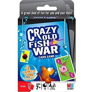 Crazy Old Fish War Game