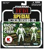Star Wars Vintage collection 2-pack AT-ST SCOUT WALKER CREW (DRIVER & GUNNER)