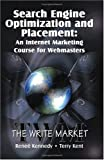 img - for Search Engine Optimization and Placement: An Internet Marketing Course for Webmasters book / textbook / text book
