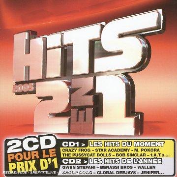 Hits 2 en 1 (2005)