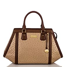 Arden Satchel<br>Rose Gold Bennington
