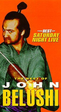 Best of John Belushi  VHS  John Belushi Samurai