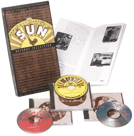 Sun Records Collection by Elvis Presley,&#32;Jerry Lee Lewis,&#32;Johnny Cash,&#32;Carl Perkins and The Howlin' Wolf