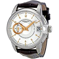 Hamilton Timeless Classic Railroad Petite Seconde Silver Dial Men's watch