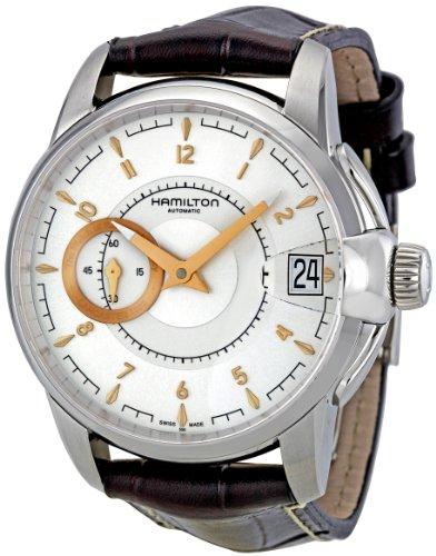 HAMILTON - Men's Watches - RAILROAD PETITE SECONDE - Ref. H40615555