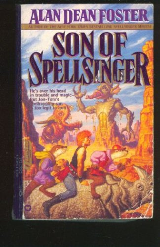 Image for Son of Spellsinger