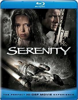 Serenity on Blu-ray