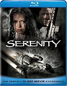 "Cover of ""Serenity [Blu-ray]"""