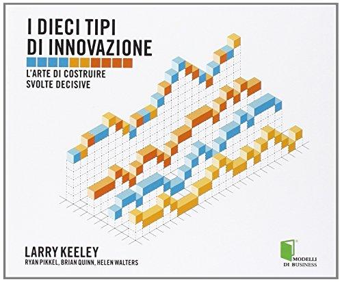 I dieci tipi di innovazione L'arte di costruire svolte decisive PDF
