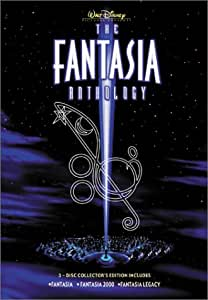 The Fantasia Anthology (3-Disc Collector's Edition)