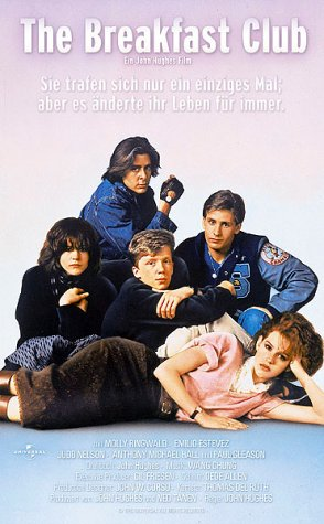 The Breakfast Club [VHS] [Import]